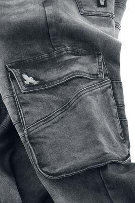 Pete - Jeans im Cargostil