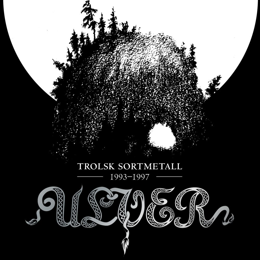 Image of Ulver Trolsk Sortmetall 1993 - 1997 4-CD Standard