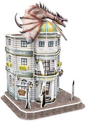 Diagon Alley - Gringotts Bank (3D Puzzle)