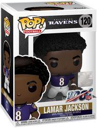 Baltimore Ravens - Lamar Jackson Vinyl Figure 120