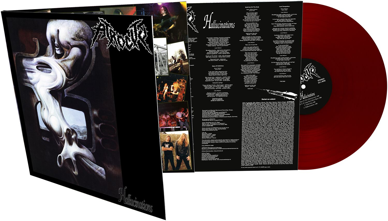 Image of Atrocity Hallucinations LP rot