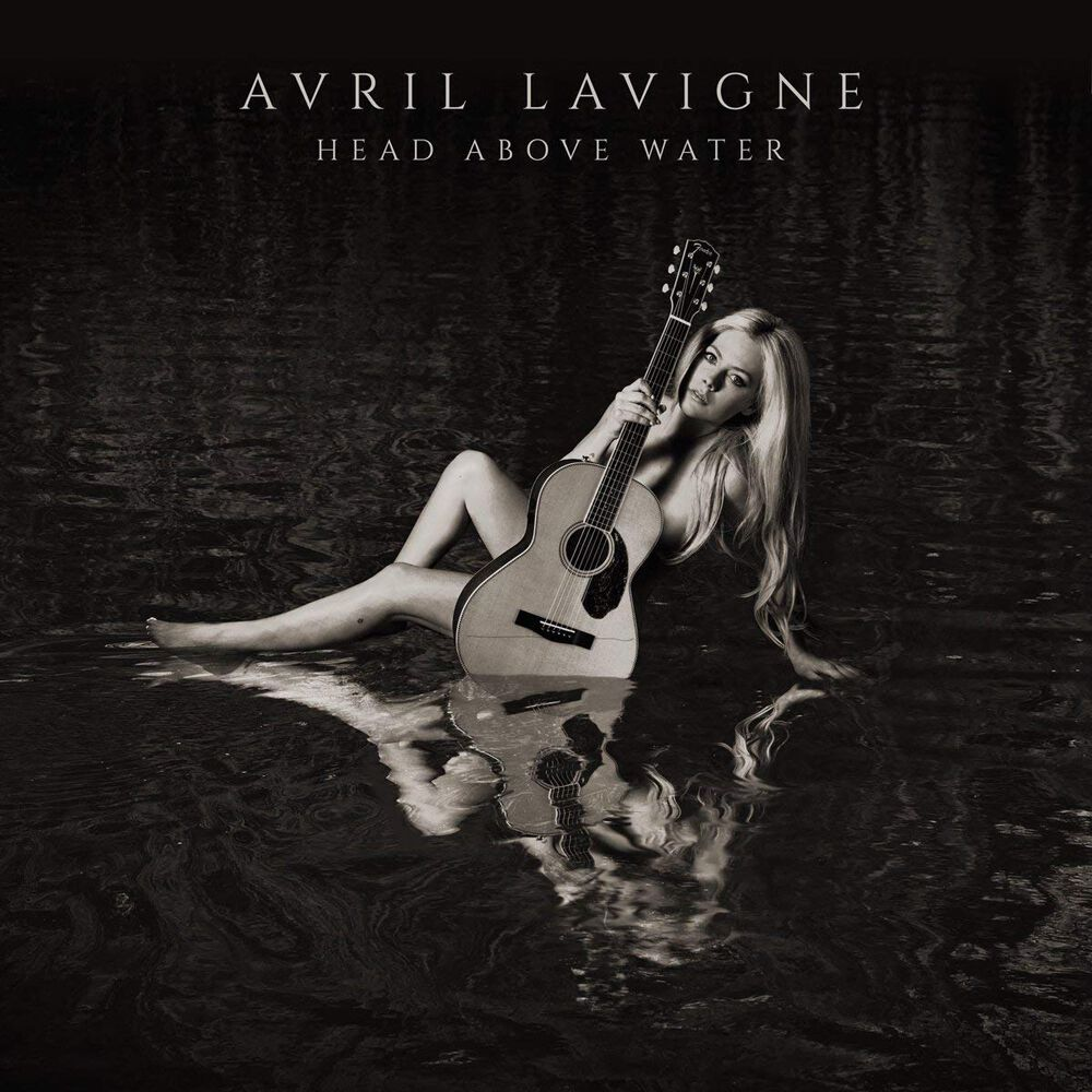 Image of Avril Lavigne Head above water LP Standard
