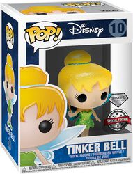 Tinker Bell (Diamond Collection) Vinyl Figur 10