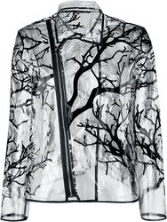 Branches Rain Coat