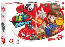 Odyssey - Mario and Cappy (280Teile)