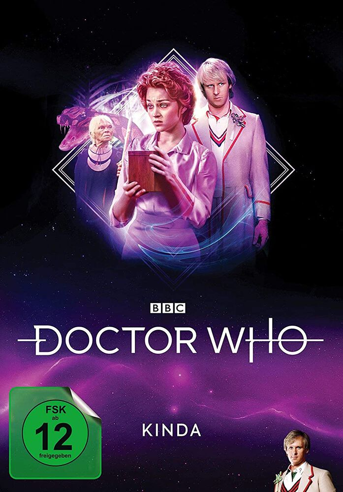Image of Doctor Who Fünter Doktor - Kinda 2-DVD Standard