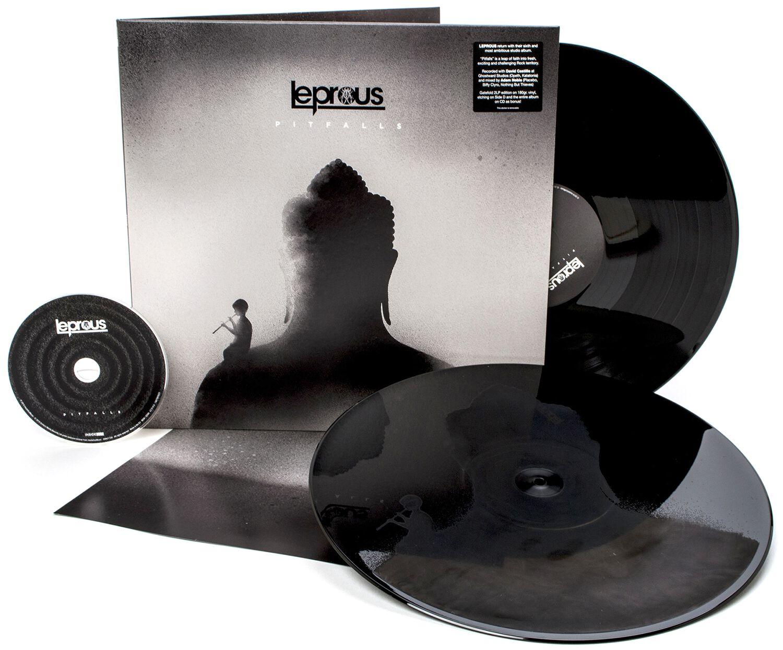 Image of Leprous Pitfalls 2-LP & CD Standard