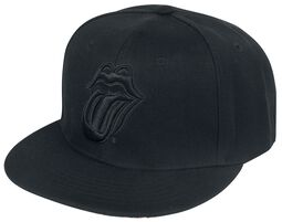 Black Tongue - Snapback Cap