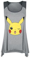 Pikachu - Zwinkern
