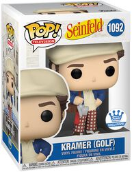 Seinfeld Kramer (Golf) (Funko Shop Europe) Vinyl Figur 1092