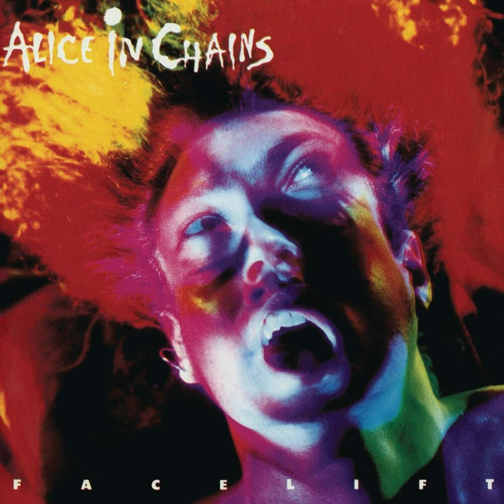 Image of Alice In Chains Facelift 2-LP Standard