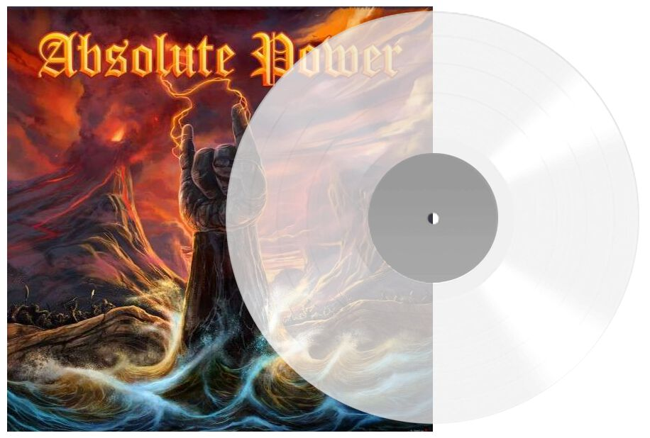 Image of Absolute Power Absolute Power LP klar