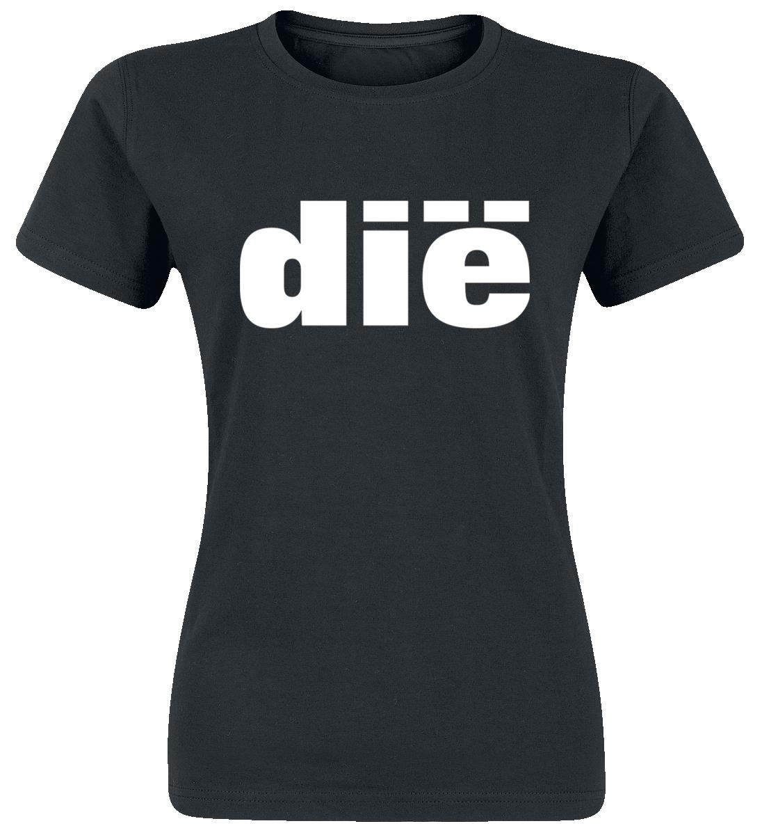 Die Ärzte - Die Arzte - Girls shirt - black image