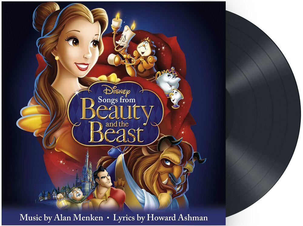 Die Schöne und das Biest - Songs from Beauty and the beast