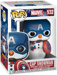 Cap Snowman (Holiday) - Vinyl Figure 532