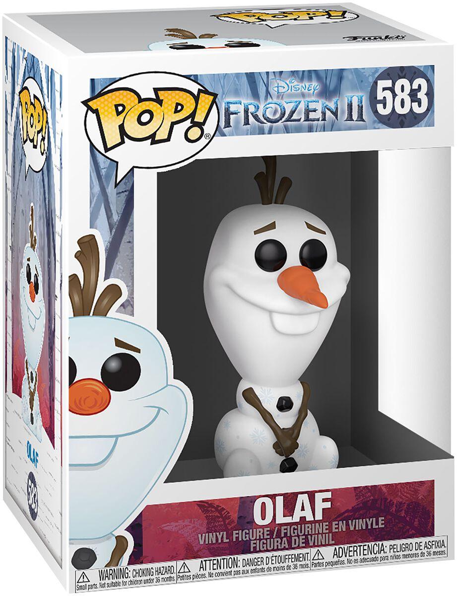 Die Eiskönigin Olaf Vinyl Figure 583 Funko Pop! multicolor 40895