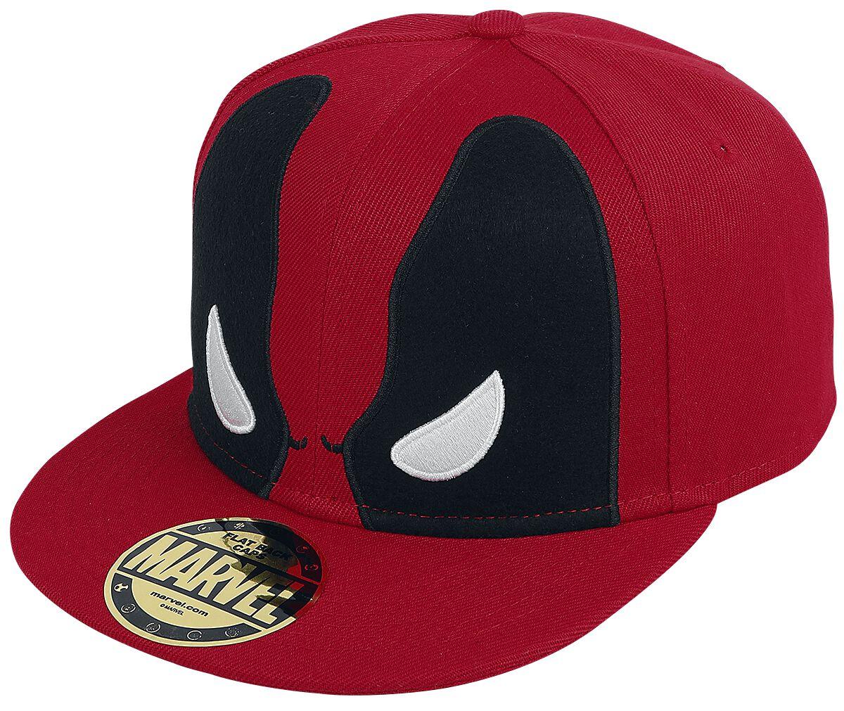 Deadpool Mask Cap rot ACPOOL XCP027