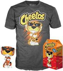 POP Ad Icons: Cheetos - Chester Cheetah - POP! & Tee
