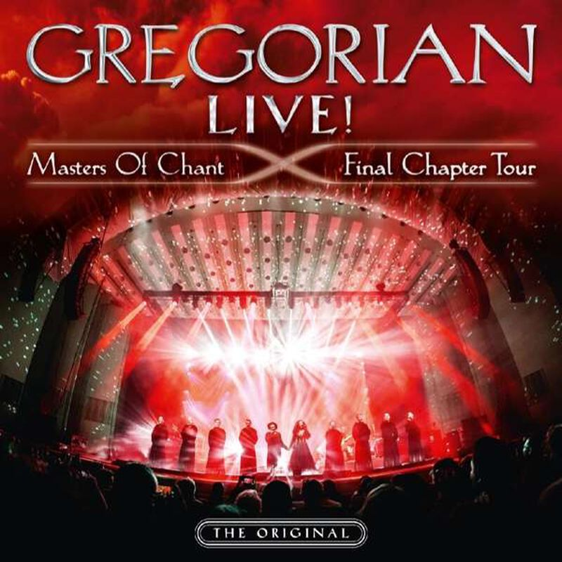 LIVE! Masters of Chant - Final chapter Tour