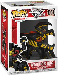 Starship Troopers Warrior Bug Vinyl Figur 1051