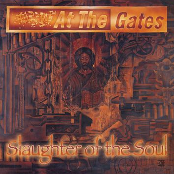 Image of At The Gates Slaughter of the soul LP Standard