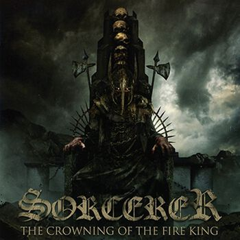 Sorcerer The crowning of the fire king