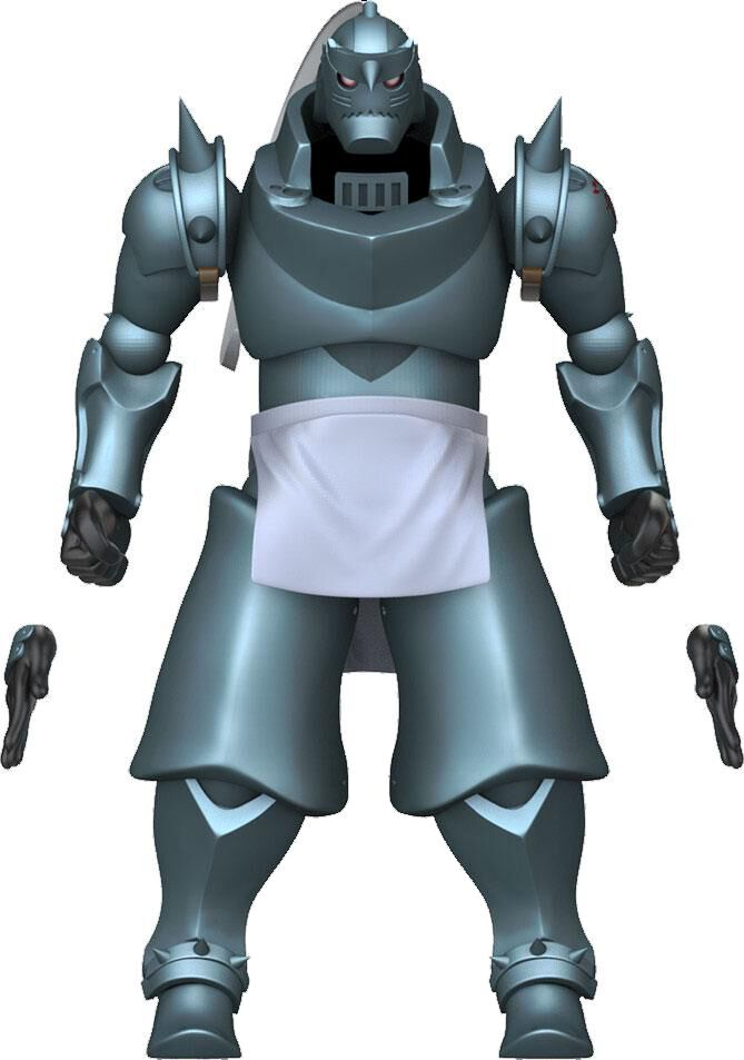 Fullmetal Alchemist BST AXN - Alphonse Elric powered by EMP