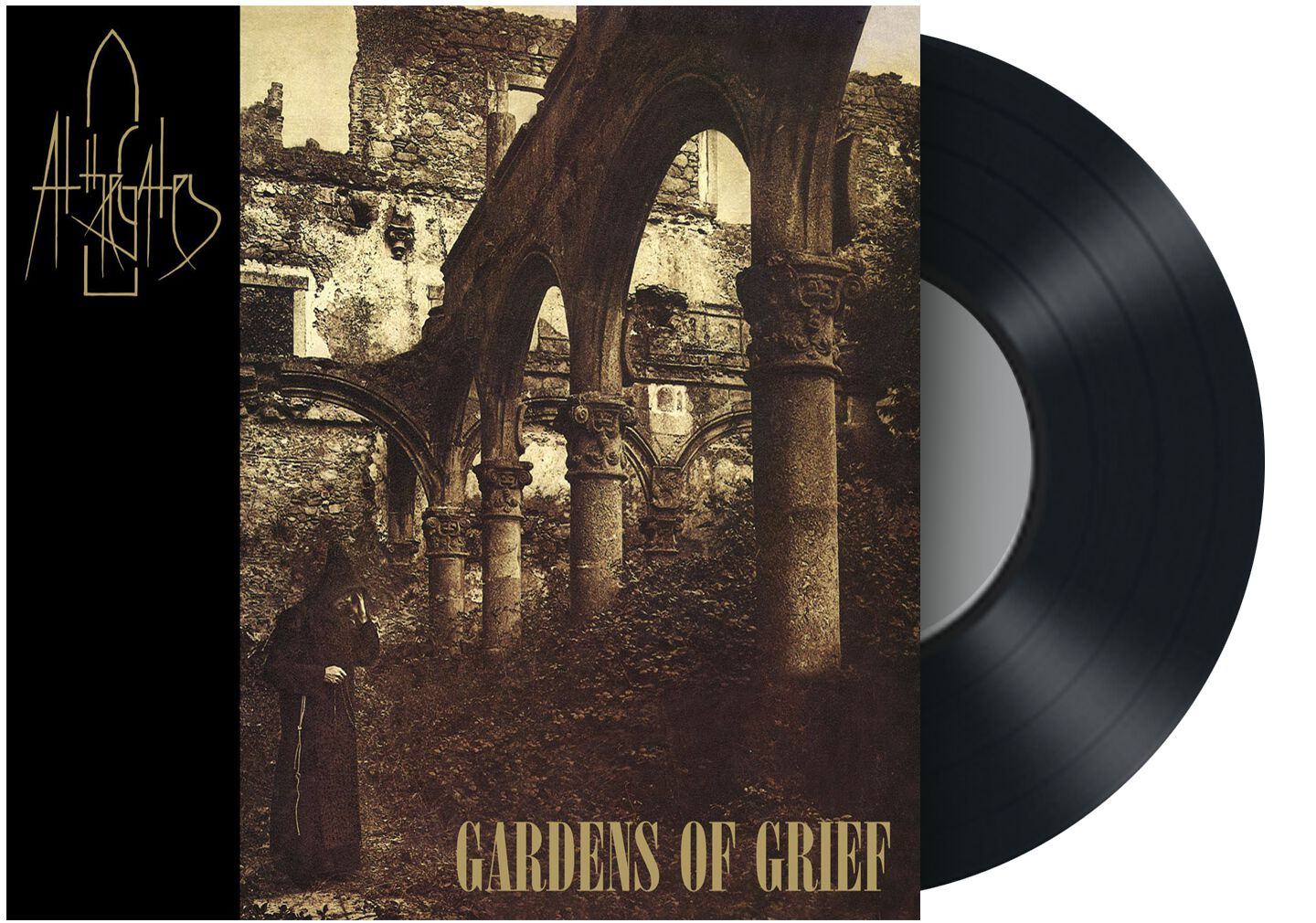 Image of At The Gates Gardens of grief 10 inch-EP Standard