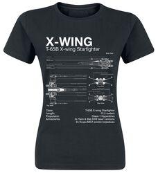 X-Wing - Sketch