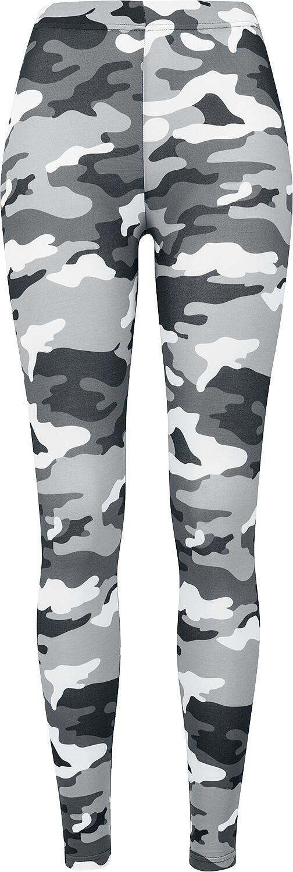 Hosen - Urban Classics Ladies Camo Leggings Leggings snowcamo  - Onlineshop EMP
