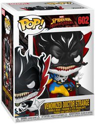 Maximum Venom - Venomized Doctor Strange Vinyl Figur 602