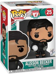 Football FC Liverpool - Alisson Becker - Vinyl Figure 25