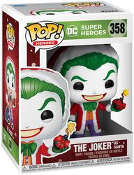Joker As Santa (Holiday) Vinyl Figur 358