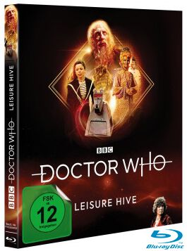 Image of Doctor Who Vierter Doktor - Leisure Hive 2-Blu-ray Standard