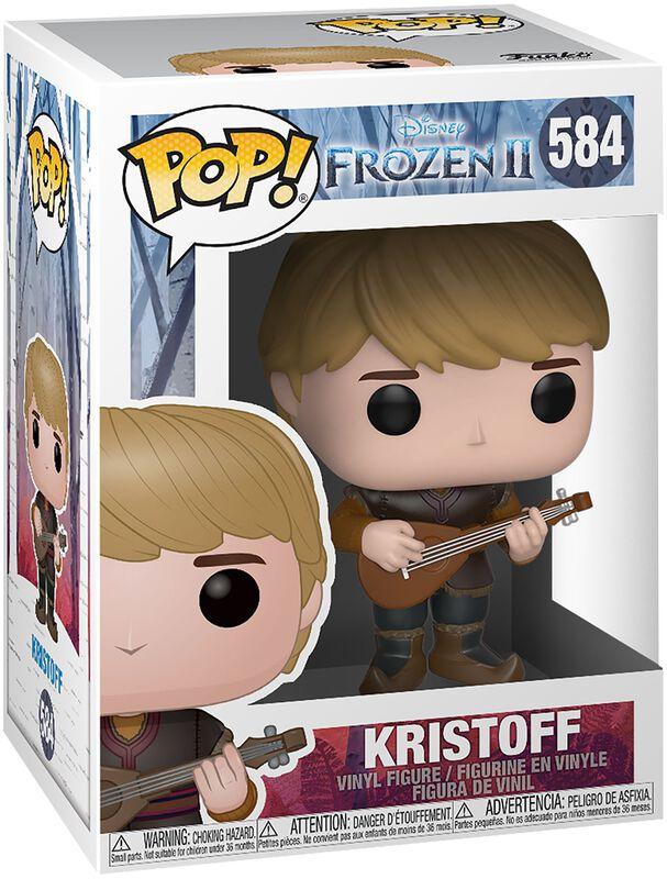 Kristoff Vinyl Figure 584