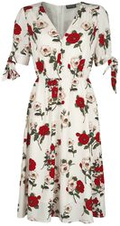 Lorelei White Floral Dress