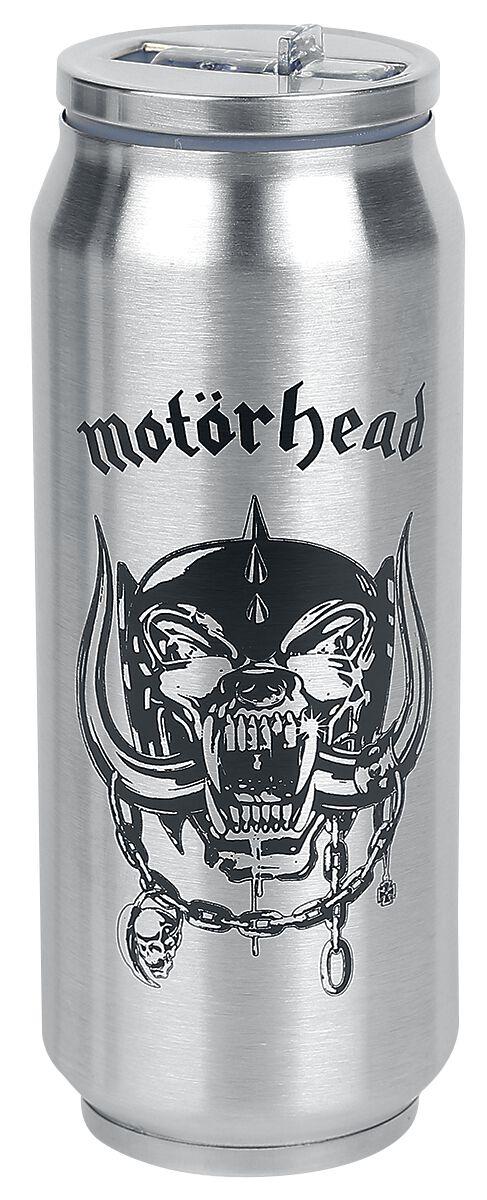 Motörhead Trinkflasche in Dosenform Trinkflasche multicolor CWBMH1