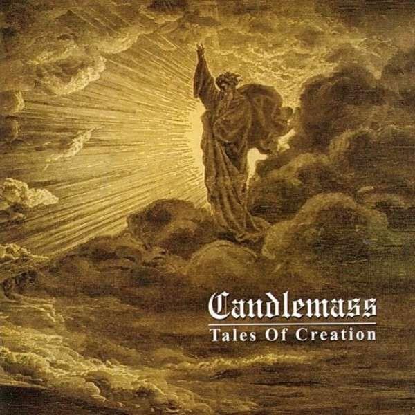 Candlemass  Tales of creation  CD  Standard