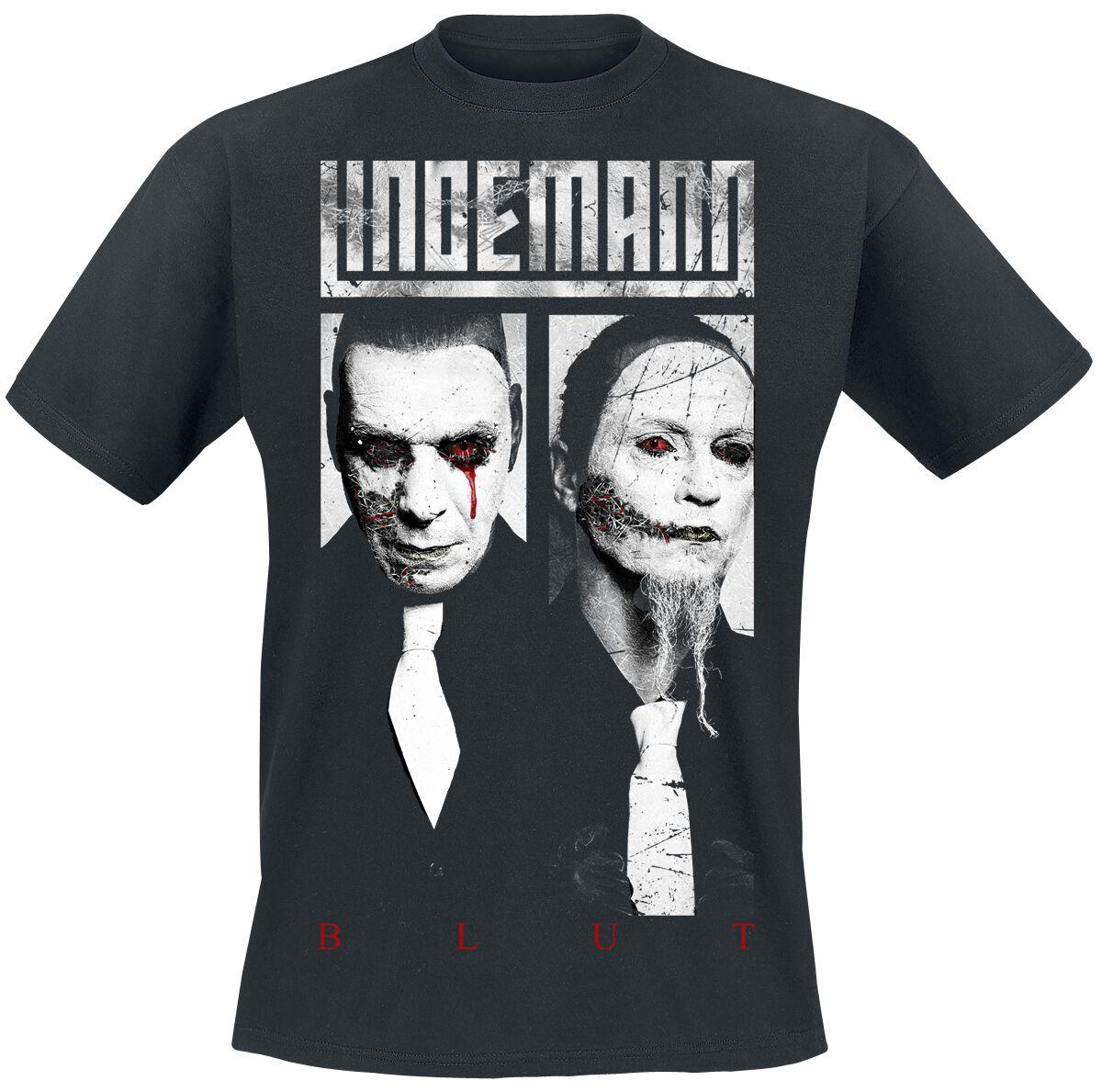 Lindemann Joker T-Shirt schwarz