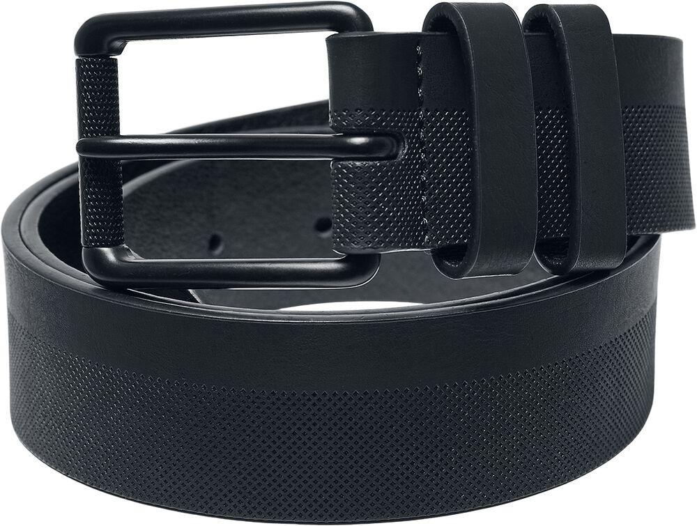 Imitation Leather Basic Belt