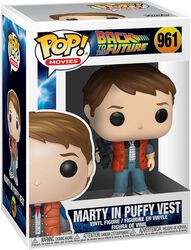 Marty in Puffy Vest Vinyl Figur 961