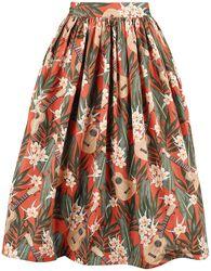 Ukuele 50's Skirt