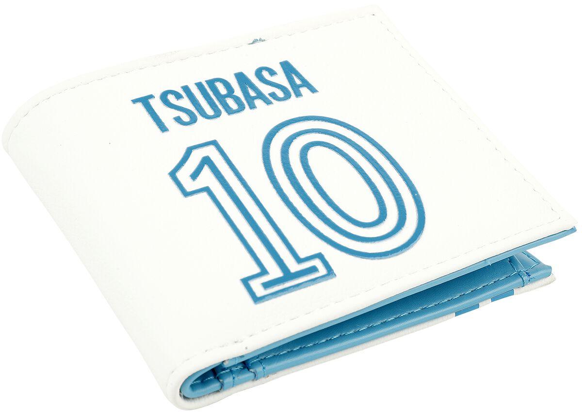 Captain Tsubasa Tsubasa 10 Geldbörse weiß blau MW846864CT S