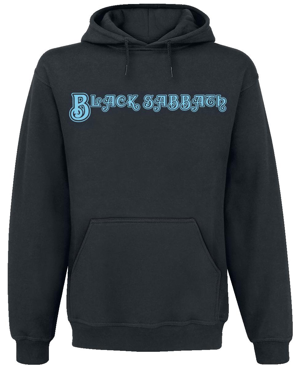 Black Sabbath - Photo - Hooded sweatshirt - black image