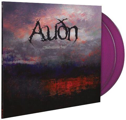 Image of Audn Vökudraumsins Fangi 2-LP purple