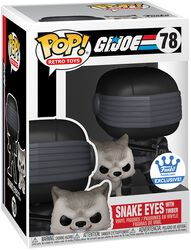 Snake Eyes with Timber (Funko Shop Europe) Vinyl Figur 78