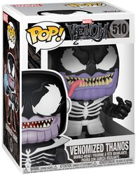 Venomized Thanos Vinyl Figure 510
