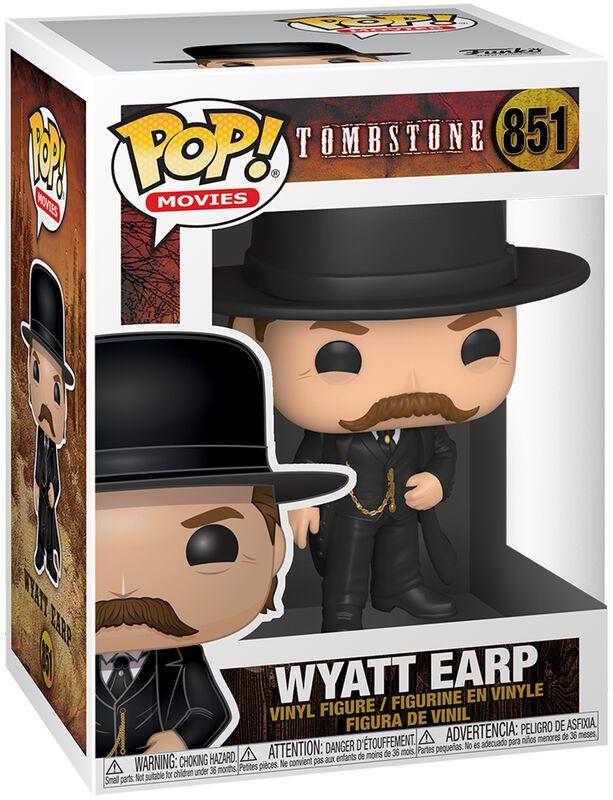 Tombstone Wyatt Earp Vinyl Figur 851