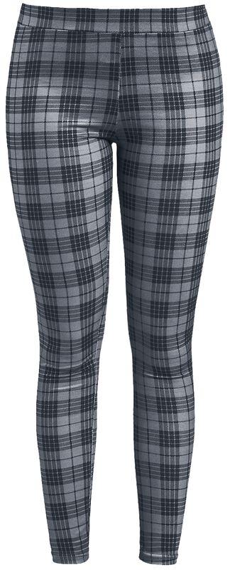 Checkered Leggings
