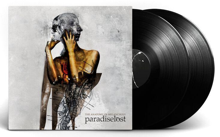 Paradise Lost The anatomy of melancholy  LP  schwarz